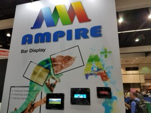 Ampire Bar Display