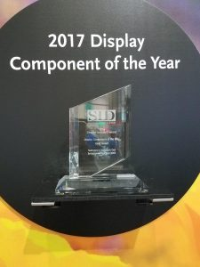 DIsplay Component Award of the Year